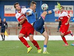 Fotbalisté Polné jsou v první polovině podzimní části divize D nejúspěšnějším týmem z Vysočiny.