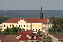Základní škola Buttulova v Chotěboři.