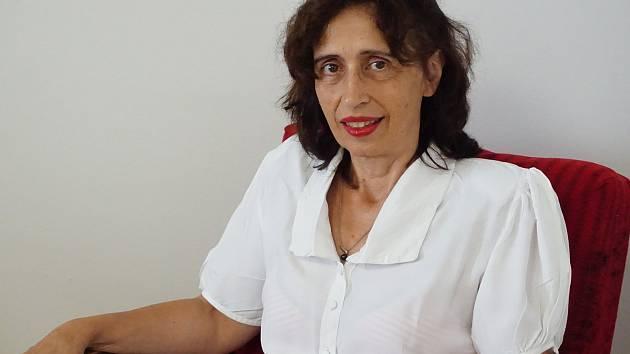 Markéta Hejkalová je česká spisovatelka, překladatelka a zakladatelka Podzimního knižního veletrhu v Havlíčkově Brodě.