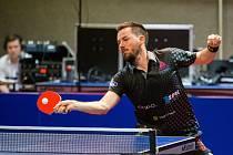 Tomáš Tregler došel na turnaji v Praze do finále.