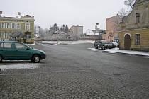 Přestavba starého náměstí do nové podoby je v moderní historii města největší investiční akcí.