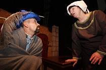 Divadelní Přibyslav každý rok nabídne přehršel uměleckých zážitků. Potlesk publika si vPřibyslavi okusil také soubor Hadrián (na snímku).