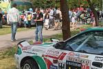 Největší charitativní motoristická akce na Vysočině lákala lidi z blízkého i vzdáleného okolí.