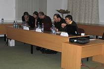 Besedu na téma jak prospěšná, či škodlivá by mohla být těžba uranu v Brzkově, se mohli dozvědět  obyvatelé Přibyslavi na besedě s odborníky.