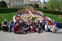 Turci si užívali. Studenti se podívali do Vídně, ale také se podrobně seznamovali s českými zvyky.