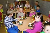 Učitelky ve Vísce se dovedou postarat o všechny děti bez rozdílu a dát jim dobrou péči.