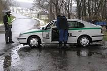 Policejní kontroly tentokrát probíhaly na venkovských silnicích.