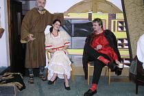 Divadelní ochotníci v Přibyslavi baví svoje publikum více než sto let.