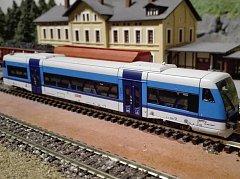 Modelářský kroužek modulové železnice v Chotěboři vznikl v roce 2016 z popudu zdejších nadšenců.