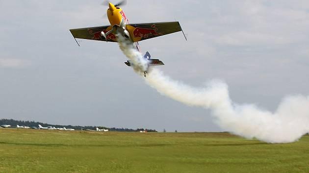 Chotěbořské letiště se v letošním roce stane místem konání dvou šampionátů. Ilustrační foto.