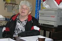 Marie Kollariková, starostka Stříbrných Hor