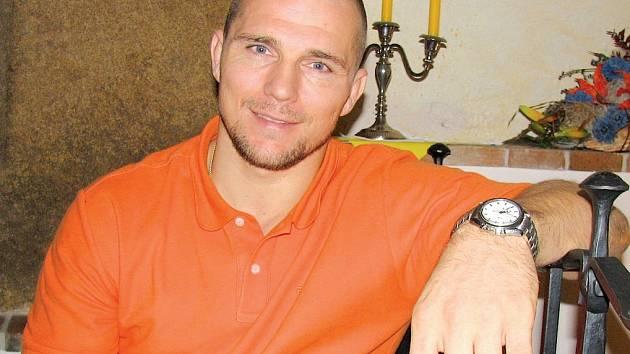 Brodský zápasník Marek Švec si před mistrovstvím Evropy v Sofi i pochvaluje aktuální formu.