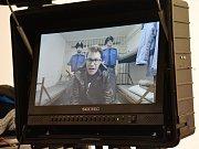 Natáčení videoklipu k písni Džony Macháček.