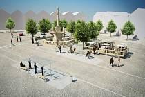 Takto by měl kiosek na Havlíčkově náměstí vypadat.