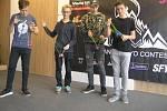 V pořadí čtvrtý ročník Mistrovství ČR V jojování se konal v sobotu 30. listopadu v Chotěboři.