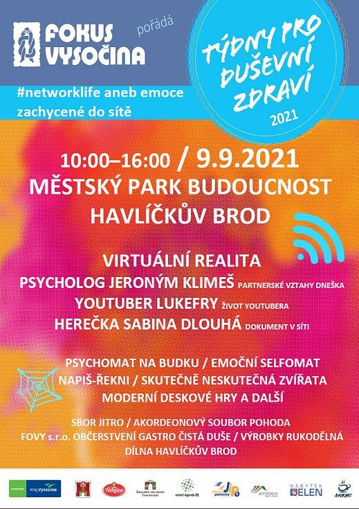 Týdny pro duševní zdraví v Havlíčkově Brodě.