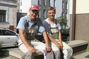 Erik a Matouš teprve studují, ale už ve svém oboru patří ke špičce.