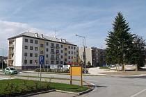 Město Ždírec nad Doubravou.