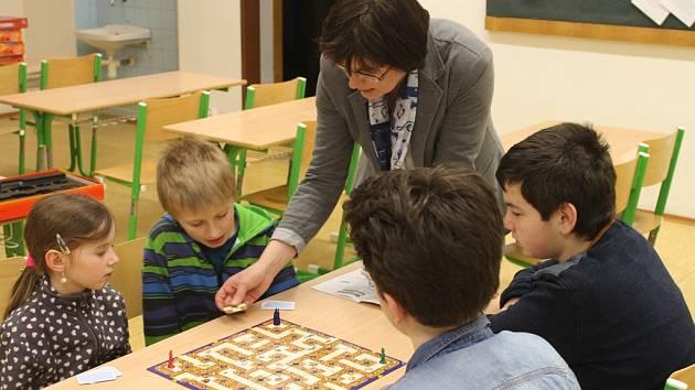 Jednou z aktivit Mensy je i pořádání turnajů v deskových hrách. Hrály se i v Havlíčkově Brodě.