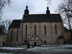 Kostel sv. Ondřeje v Pohledu.