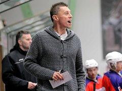 Havlíčkobrodský trenér Aleš Totter přivítá do obranných řad i odchovance klubu Tomáše Mečiara.