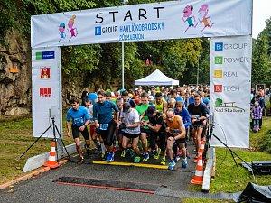 Půlmaraton letos pomohl nemocné Viktorce