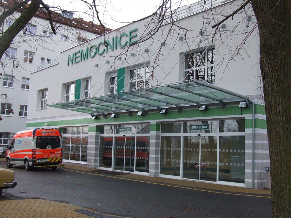 Nemocnice Havlíčkův Brod.
