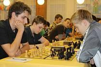 V brodském hotelu Slunce o víkendu vyvrcholily republikové juniorské šachové turnaje.