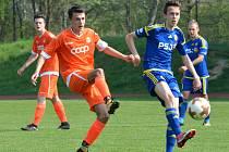 Dorosty Slovanu si v krajském derby se Žďárem zastříleli