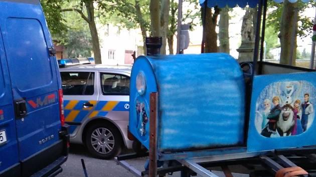 Vzájemná nevraživost dvou rodin provozující na Vysočině pouťové atrakce, mohla mít za následek zrušení letošní pouti v Herálci na Havlíčkobrodsku.
