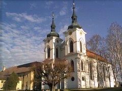 Želivský klášter.