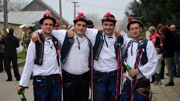 Čí jsou hody? Lidová tradice se v Mohelně dědí po generace
