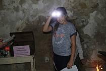 Návštěva havlíčkobrodského podzemí.