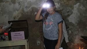 Návštěva havlíčkobrodského podzemí