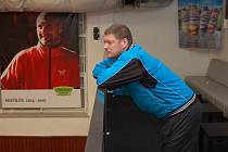 Bohumil Vožický střídá soustředění v zahraničí. Tento týden byl na kempu s reprezentací v Rakousku, příští jede do Maďarska.