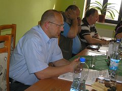 Jak se bude instalovat protipovodňový systém, vysvětlil Jiří Jiroutek z firmy Mopos.