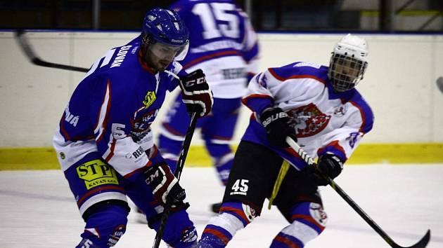Nula chotěbořským hokejistům přibyla na bodové konto po zápase v Litomyšli. V utkání vždy dotahovali náskok soupeře, ale v poslední třetině se jim povedlo jen snížit.