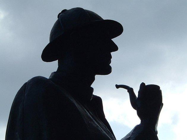 Sherlock Holmes. llustrační foto:
