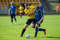 Přibyslav získala jediné vítězství v Chotěboř. Porazila ji těsně 0:1.