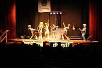 Nejen hudba, ale i tanec. Festival je zajímavý tím, že každoročně nabídne exotiku a tanec. Na snímku je taneční formace CATARE, která v jednom z minulých ročníků předvedla orientální tanec.