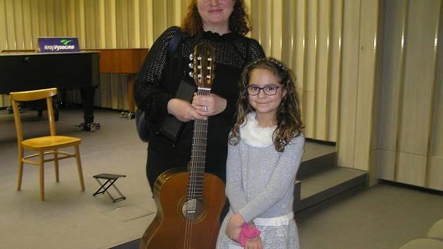 Okresní soutěže ve hře na kyratu se zúčastnily asi tři desítky budoucích mladých umělců.