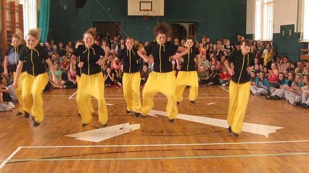 Havlíčkobrodská děvčata patřila v kategorii street dance a hip hop ke špičce.