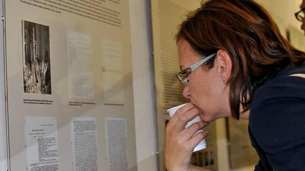 """Výstavu """"Josef Toufar – kněz a mučedník z  Číhoště"""" mohou zájemci zhlédnout v Muzeu Vysočiny."""