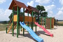 dětské hřiště ve Vilémovicích