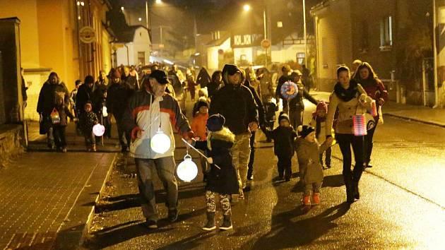 Víkend na Brodsku se odehraje ve znamení lampuonů a příchodu svatého Martina.