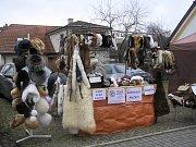 Tradiční velikonoční jarmark vareálu Pilnova statku.