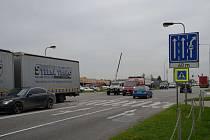 V horní části Masarykovy ulice v Havlíčkově Brodě musejí řidiči počítat, a to až do neděle 14. října, s dopravním omezením.