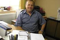 Ždírecký starosta Jan Martinec.