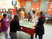 V rámci Týdne nízkoprahových klubů se konaly Dny otevřených dveří v eNCéčku – nízkoprahovém centru pro děti a mládež ve Světlé nad Sázavou a Nízkoprahovém klubu BAN! v Havlíčkově Brodě.