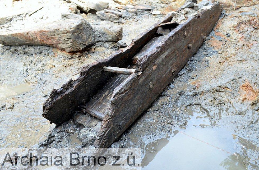 Archeologické objevy nabídly unikátní průřez historií tehdejšího Německého Brodu od 19. století přes středověkou hornickou minulost až do pravěku.
